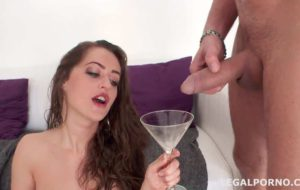 5 on 1 Pissing Drinking, No Pussy. Kendra Star finally got Giorgio's treatment GIO34