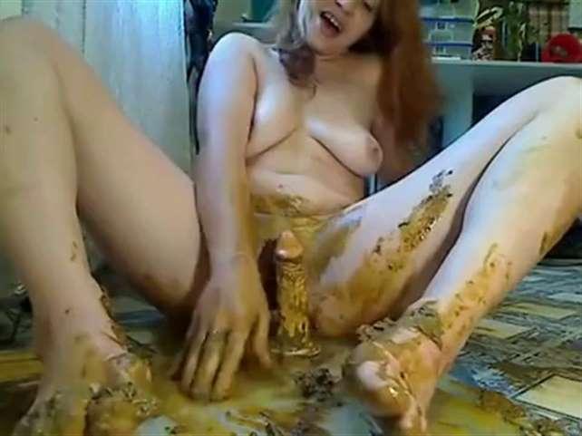 fétichisme des pieds pour femme scatophile